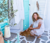 Loving Life In Greece - Creative Careers & Animal Rescue