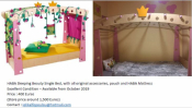 Haba Sleeping Beauty Bed For Sale!