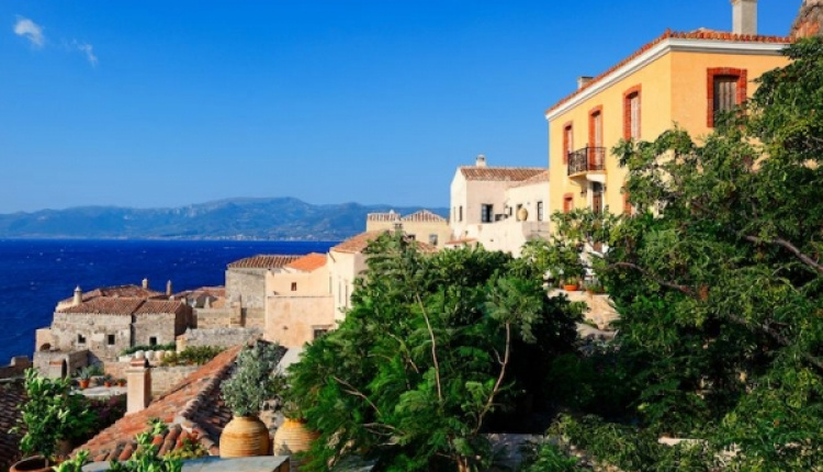 Holidays In Monemvasia
