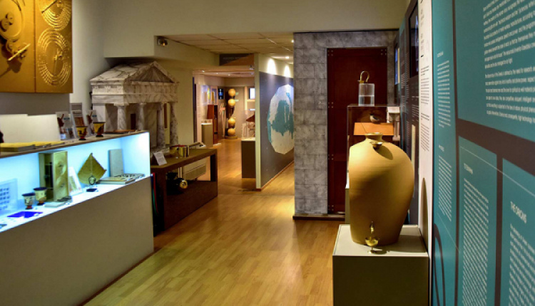 Two Greek Museums Nominated For The European Museum Of  The Year Award