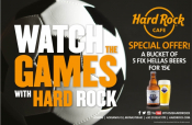 Football Games At Hard Rock Cafe Athens