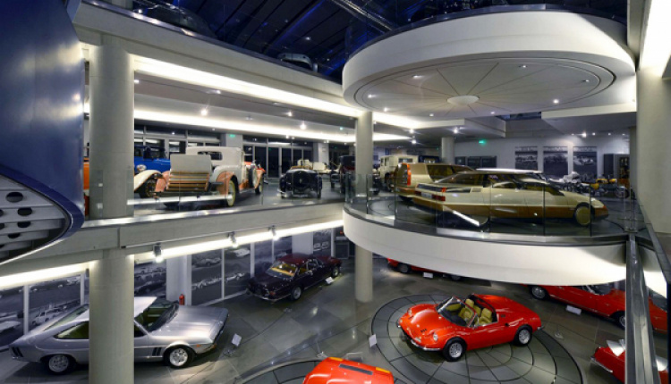 Family Fun At The Hellenic Motor Museum In Athens