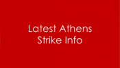 Latest News On Strikes In Athens