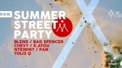 Summer Street Party At Six D.o.g.s