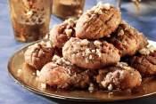Melomakarona - Greek Christmas Cookie Recipe