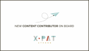 XpatAthens Welcomes Eleni Meraki As An Official Content Contributor