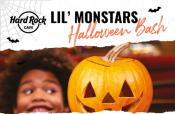 Kids Halloween Party At Hard Rock Cafe