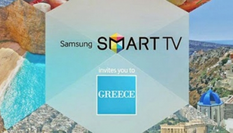 'Visit Greece' On Shazam And Samsung