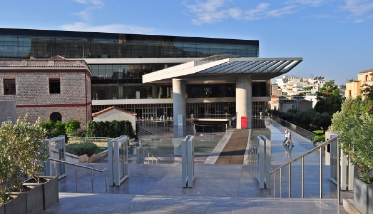 Acropolis Museum Among The Best In The World