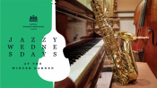 Jazzy Wednesdays At The Winter Garden - Hotel Grande Bretagne