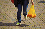 Great Reduction In The Use Of Plastic Bags In Greece