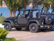 Jeep Wrangler 2.5 RHD For Sale