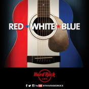 4th Of July- Independence Day At Hard Rock Cafe