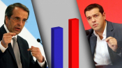 New Survey Gives SYRIZA 3.1-Point Lead Over ND