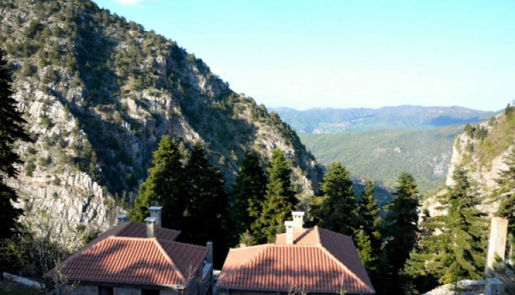 Travel Bloggers Greece Explores Greece's Mountain Getaways