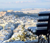 January 8 - Winter In Athens