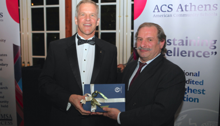 ACS Athens Alumni Achievement Award Event