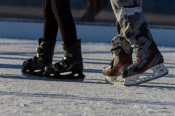 Christmas Ice Rink At The Stavros Niarchos Foundation Cultural Center