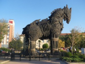 Archaeologists Claim To Have Found Trojan Horse