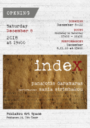 FokiaNou Art Space - indeX Exhibition