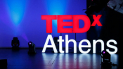 The 8th TEDxAthens At Stavros Niarchos Foundation Cultural Center