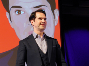 Jimmy Carr Live In Athens: Terribly Funny
