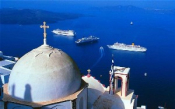 Greece 3rd Most Popular Cruise Ship Destination