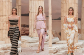 Karl Lagerfeld Brings Ancient Greece To Paris For 2018 Chanel Cruise Collection