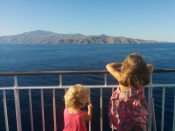 Tips For Travelling By Ferry Boat With Children