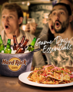 Giveaway - Watch The Big Game At Hard Rock Cafe!
