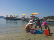 Family Friendly Beaches In Athens