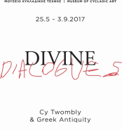 Divine Dialogues - Cy Twombly And Greek Antiquity