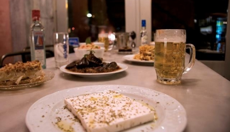 Top Things To Eat And Drink In Athens
