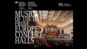 Music Of The Day From Europe's Concert Halls