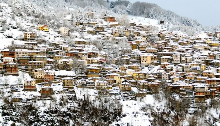 Greece In The Winter