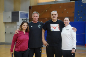 The 10th International Basketball Coaches Clinic At ACS Athens