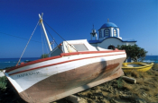 Ikaria's Villages, Beaches And Thermal Springs
