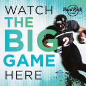 Big Game 2019 At Hard Rock Cafe