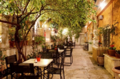 The Best Courtyard & Rooftop Bars In Central Athens