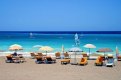 Top Beaches In Rhodes