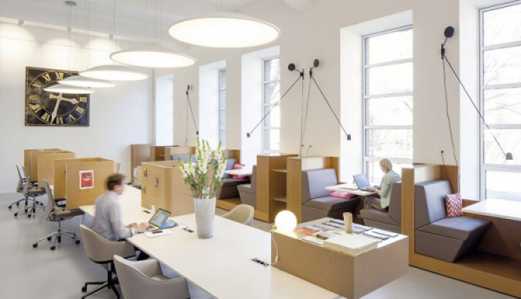 Co-Working Is The Innovation That HR Can't Afford To Ignore