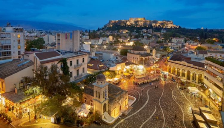 Where Athens' Neighborhoods Got Their Names From