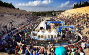 Over 50,000 Runners At 2017 Athens Authentic Marathon