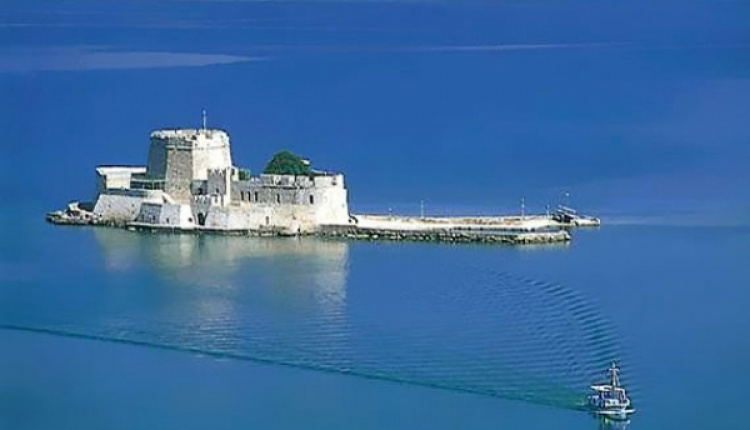 The Fortresses of Nafplio