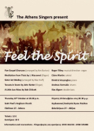 Athens Singers - Feel The Spirit!