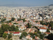 10 Day Artists And Writers Workshop In The Center of Athens