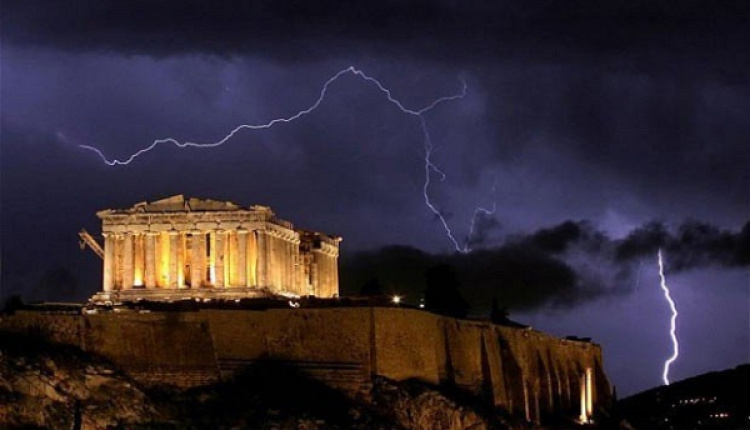 Ancient Greeks And Their Weather Knowledge