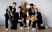 Canadian Brass Μeets Athens State Orchestra