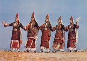 Dora Stratou Greek Dance Performances