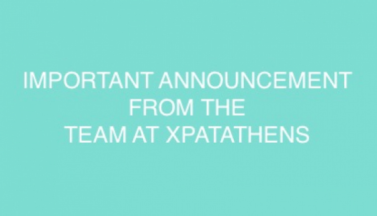 Important Update - New Fee Structure On XpatAthens